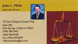 John L. Mohr Attorney at Law
