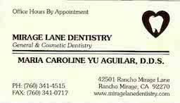 Mirage Lane Dentistry